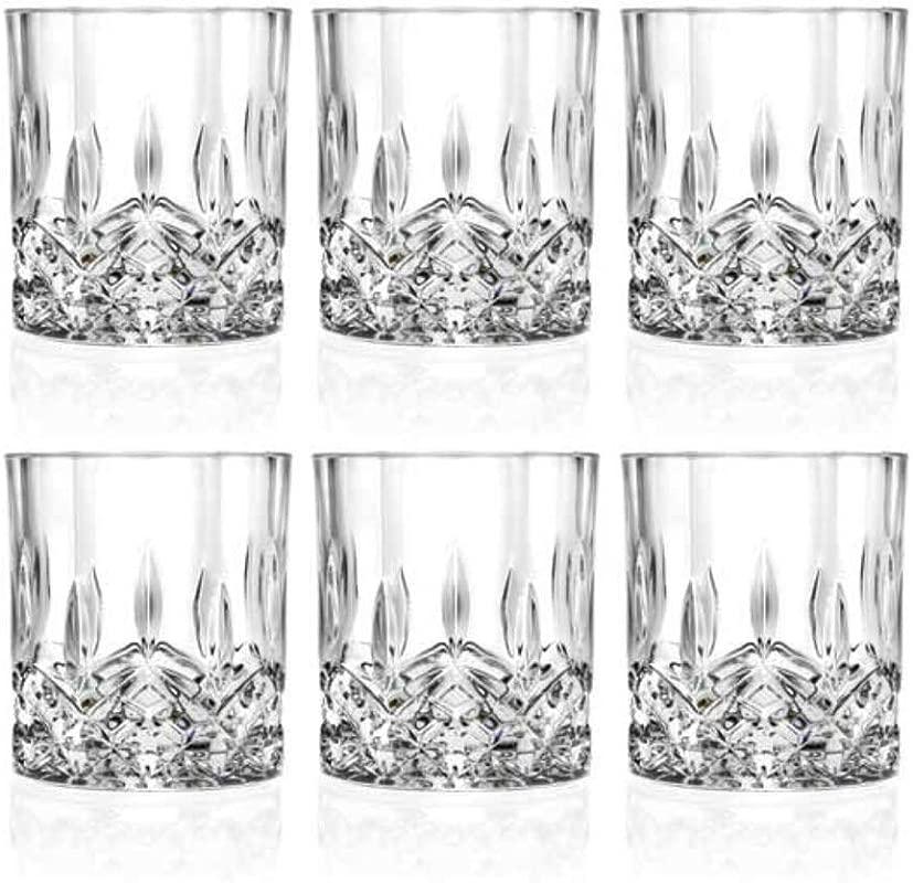RCR Opera Crystal Small Tumblers 7 5oz Box Of 6