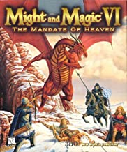 might and magic mandate of heaven