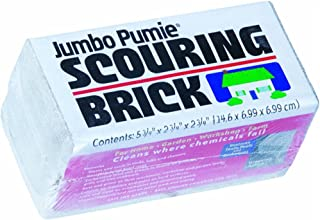 US Pumice Jumbo Pumie Scouring Brick