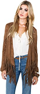 Best cowboy jacket with tassels Reviews