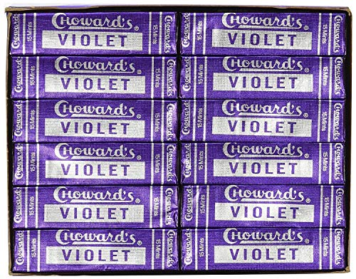 Choward Violet (Pack of 24)