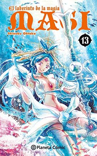 Magi El laberinto de la magia nº 13/37 (Manga Shonen)