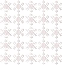 200Pcs Christmas Snowflake Decors Snowflake Pendants Xmas Tree Decorations White Home Decoration