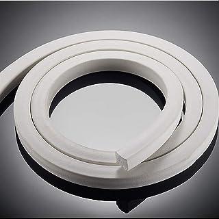 Chenweiwei Lcuiling- Seal Strip 3 meter siliconen schuim tape spons bar afdichting strip vierkant 3mm - 20mmX20 mm afdicht...