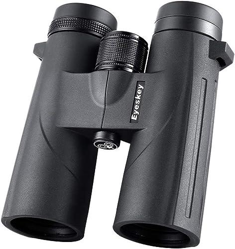 WJ Jumelles 10x50 Haute Puissance, Jumelles Pliantes compactes pour Observer Les Oiseaux, imperméable pour la randonnée en Plein air (Couleur   M32-12X50 A)