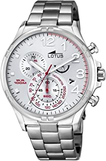 Reloj Analógico para Hombre de Cuarzo con Correa en Cuero 10126_1