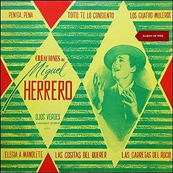 Creaciones de Miguel Herrero (feat. Paquito Simón) [Album of 1956]