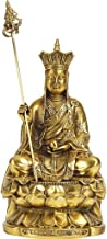 Statue Decoration Dizang Bodhisattva Buddha Statue The Tibetan King, Perfect Home Gift, Religious Supplies Buddha Statue D...