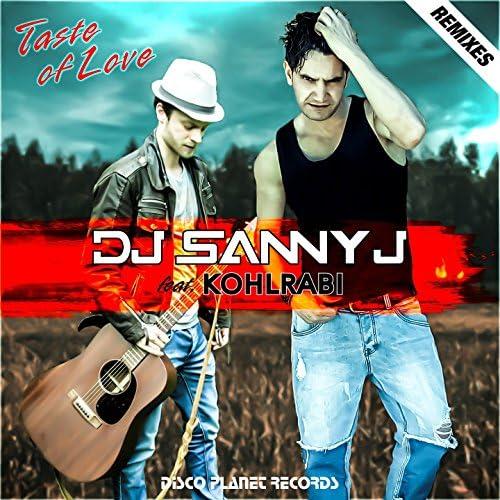 Dj Sanny J feat. Kohlrabi