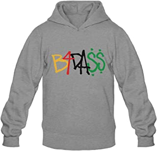 XIULUAN Men's Joey Badass Progressive Era NYC Logo Hoodied Sweatshirt Long Sleeve