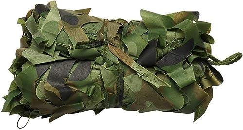 Filet de Camouflage Tissu Camouflage Net Désert Oxford pour La Chasse Camping De Tir De Camping en Plein Air, 3m  10m, 4m  10m, Etc. Décoration de Jardin de véhicules de pêche militai