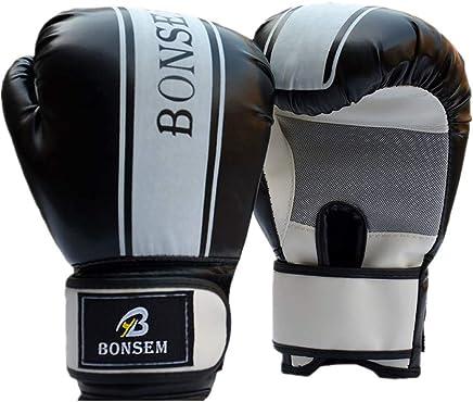 CARWORD 10OZ Hochwertige PU Mateial Muay Muay Muay Thai Sanda Sandbag Training Punch Sparring Boxhandschuhe Kick Boxhandschuhe B07JDV2HT1       Haben Wir Lob Von Kunden Gewonnen  51a70b