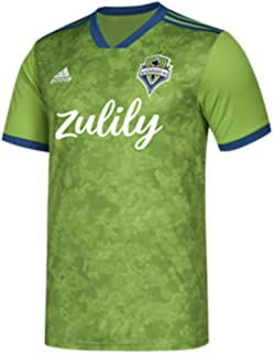 adidas Men's Seattle Sounders FC Replica Jersey 2019 Away Kit