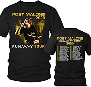 Post Runaway Tour 2020 Malone Hiphop T-Shirt Gift For Malone Rapper Fans Unisex T-shirt - Premium T-shirt - Hoodie - Sweater - Long Sleeve - Tank Top