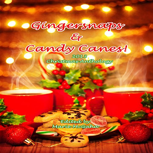 Gingersnaps & Candy Canes audiobook cover art