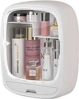 Make-up Organizer, Opbergdoos Voor Aan De Muur Hangende Make-up, Lade-type Badkamer Make-up Organizer Abs Plastic Transpar...