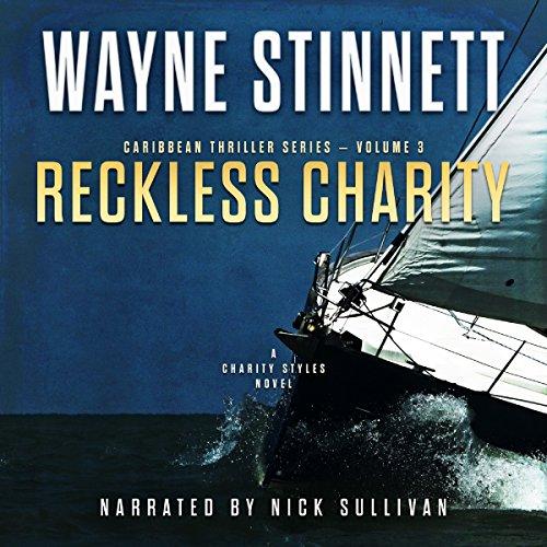 Reckless Charity audiobook cover art