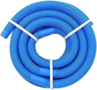 Festnight- Manguera de Piscina Azul Manguera para Aspirar 38 mm 6 m