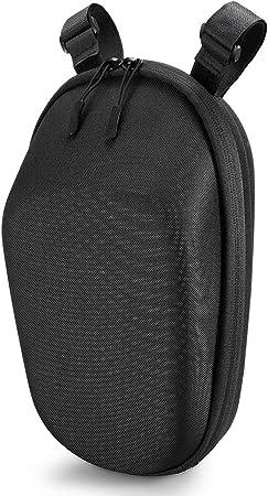 Lixa-da Scooter Colgante Bolsa Bolsa de Marco Frontal para M365,etc (2)