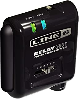 Line 6 Relay TBP06 Wireless Transmitter for Relay G30 Wireless Guitar System