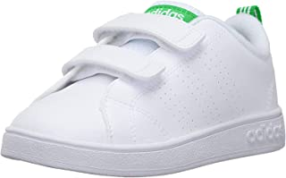 Adidas Tenis Advantage Clean - AW4889 - Blanco - Bebes