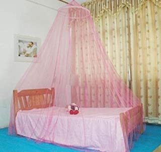 high quality Ginsenget Dome Netting Curtains,Dome ceiling mosquito net,round closed anti-mosquito,blue,Bed Canopy Mosquito...