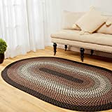 15 Best Black Temptation Braided Rugs
