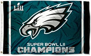 WinCraft Philadelphia Eagles Super Bowl Champions Flag