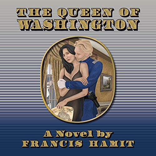 The Queen of Washington audiobook cover art