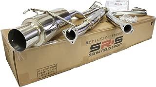 SRS catback exhaust system for 97-01 Honda Prelude SH