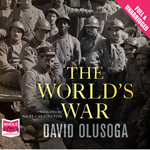 The World's War audiobook cover art
