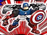 Clip: Ultra Build Captain America