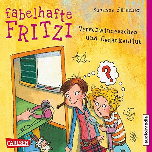 Page de couverture de Fabelhafte Fritzi