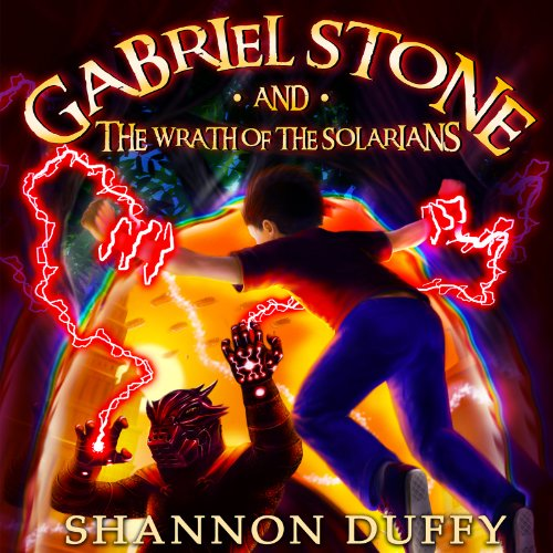 Gabriel Stone and the Wrath of the Solarians cover art