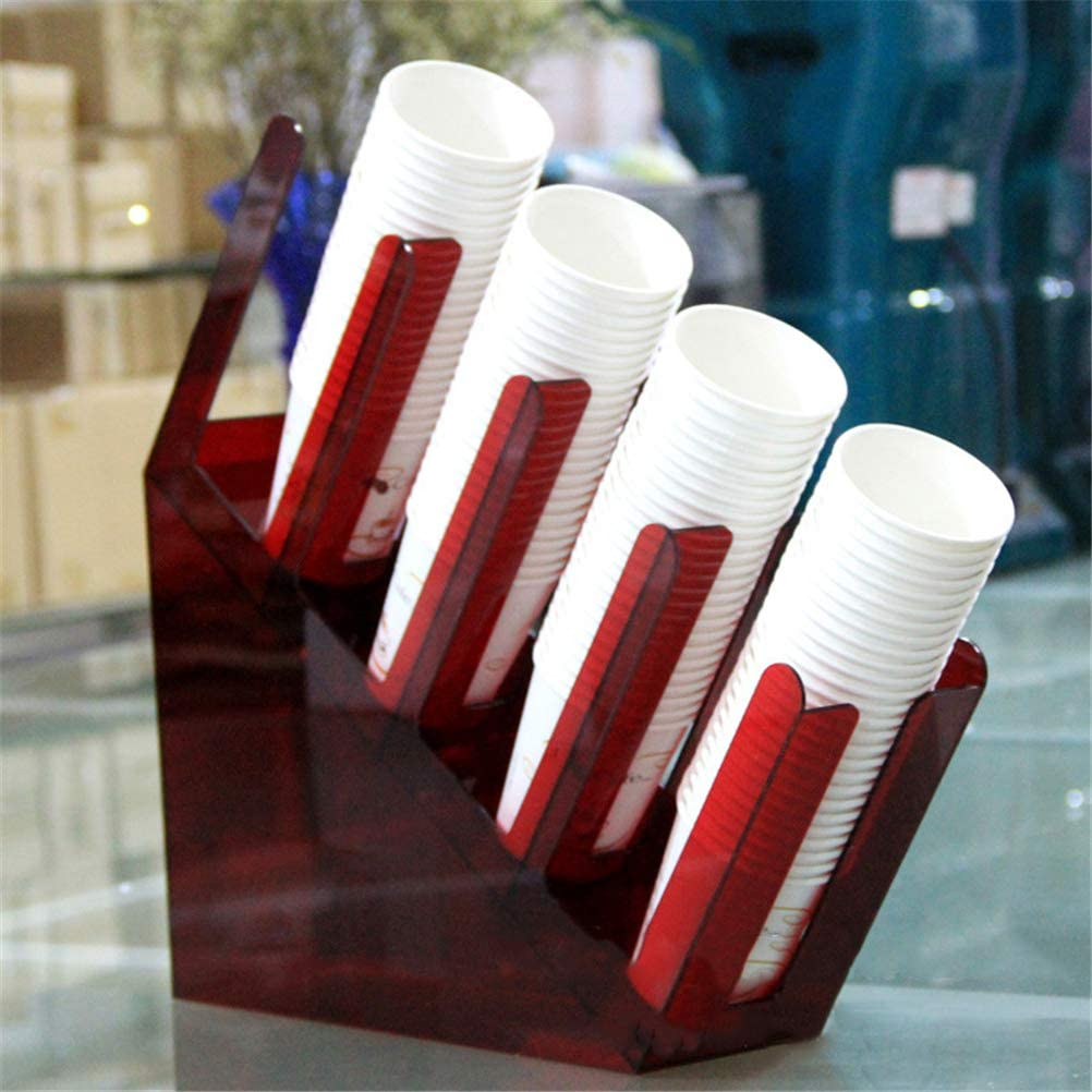 GFYWZZ Coffee Cups and Detroit Mall Condiment Dispenser for Sale Special Price Holder Organizer