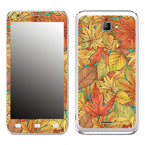 Disagu SF-106082_1187 Design Folie für Kazam Trooper X5.0 - Motiv Herbstblätter_04