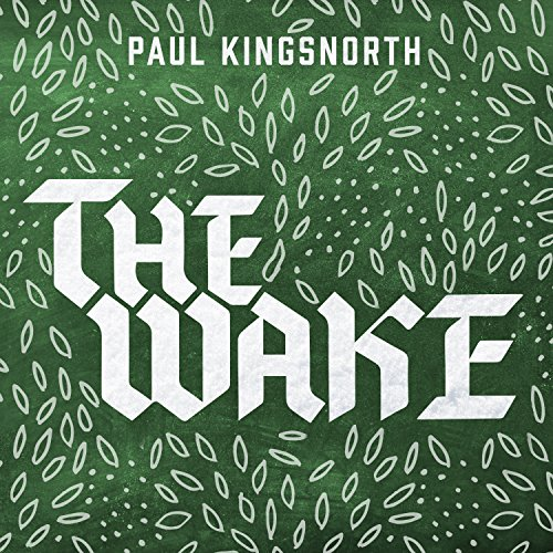 The Wake audiobook cover art