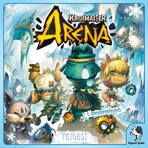 Pegasus Spiele 51061G - Krosmaster Arena Frigost Erweiterung