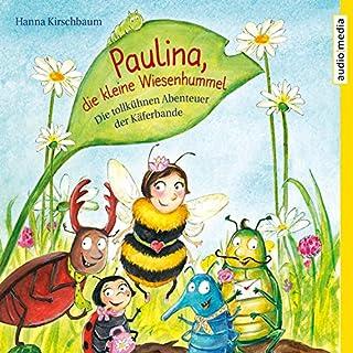 Paulina, die kleine Wiesenhummel Titelbild