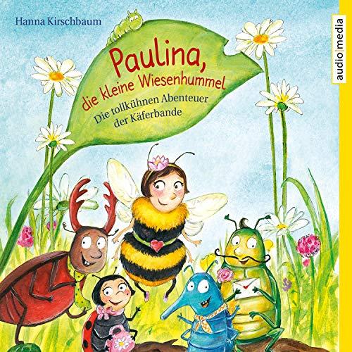 Paulina, die kleine Wiesenhummel cover art