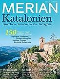 MERIAN Katalonien: Barcelona - Girona - Lleida - Tarragona (MERIAN Hefte) - Jahreszeiten Verlag
