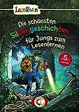 Leselöwen – Das Original: Die schönsten Silbengeschichten für Jungs zum Lesenlernen - Michaela Hanauer