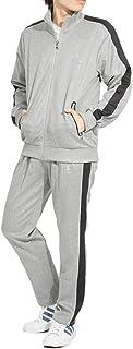 ジャージ メンズ 上下 【 快適通気 】 Dripx ランニングウェア スポーツウェア セットアップ ラインジャージ