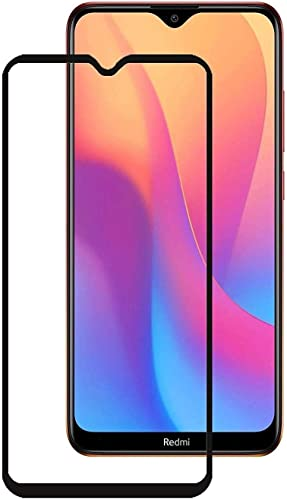 Nishtech Edge to Edge 11D Tempered Glass Screen Protector for Redmi 8 8A 8A Dual