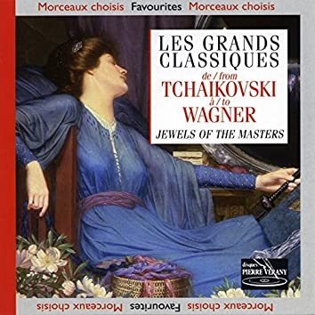 Les grands classiques de Tchaïkovski à Wagner