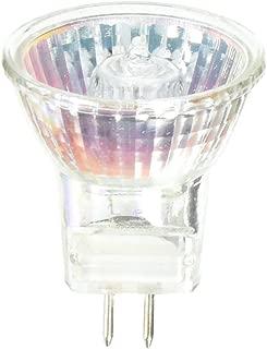 eTopLighting (10) Bulbs, MR11 120V 20W Halogen Light Bulbs, MR11 20 Watt Long Life