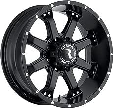 Raceline Wheels Rims Assault Black 16X8 5X5.5 0mm (4.5In Backspacing)
