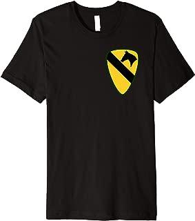 1st Cavalry Division Shirt - 1st CAV Shirt - 1.5x graphic