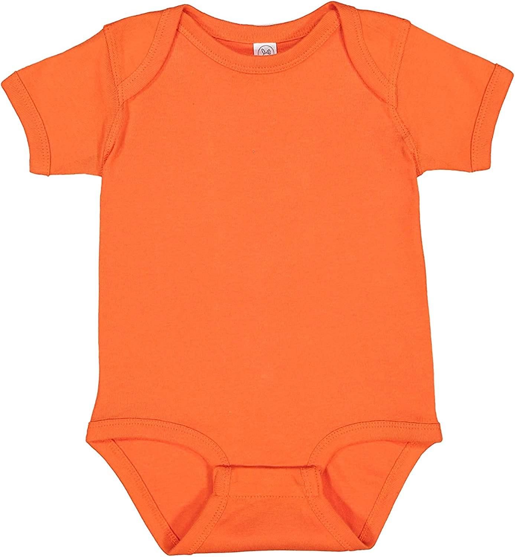 Genuine Free Shipping Rabbit Skins Baby Soft Ranking TOP10 Bodysuit Short-Sleeve 4400