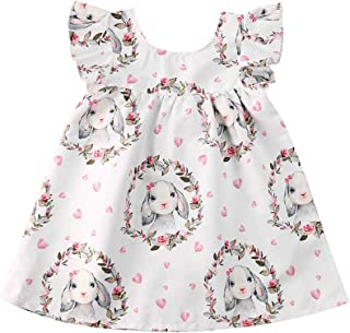 Baby Lulu Baby Infant Toddler Girl Long Sleeve Cotton Dresses 3 Styles /& Prints